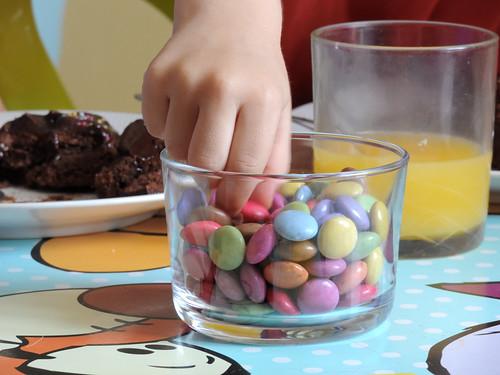 plaisirs gourmands de l'enfance