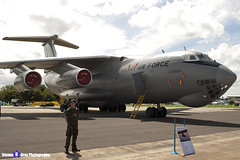 RK-3452 - 2043425860 - Indian Air Force - Ilyushin IL-78MKI - Fairford RIAT 2007 - Steven Gray - IMG_6519