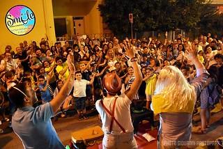 Noicattaro. Smile Circus front