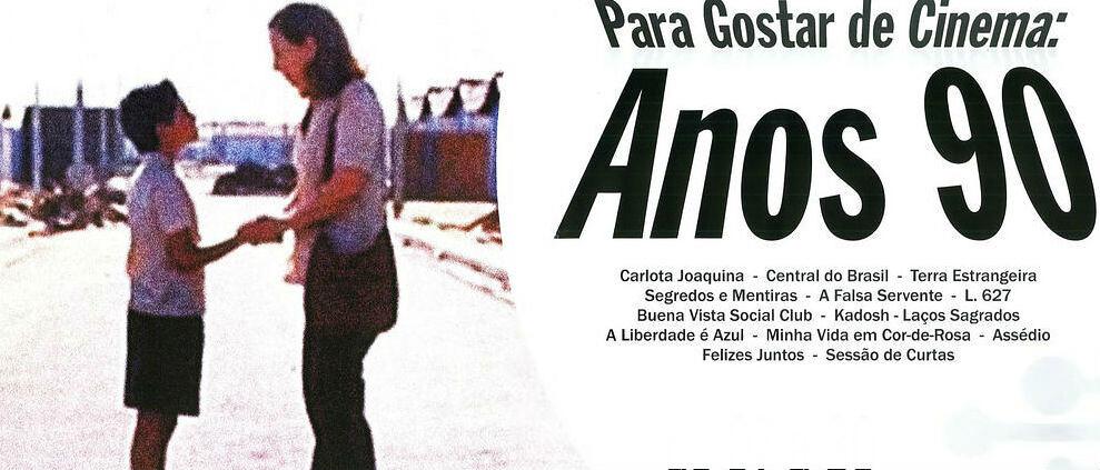 Para Gostar de Cinema 5 - Anos 90
