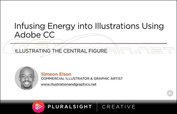 Infusing Energy into Illustrations using Adobe CC