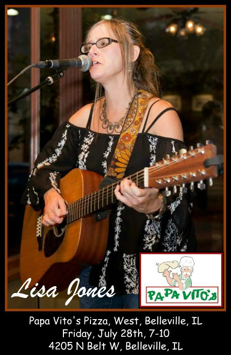 Lisa Jones 7-28-17