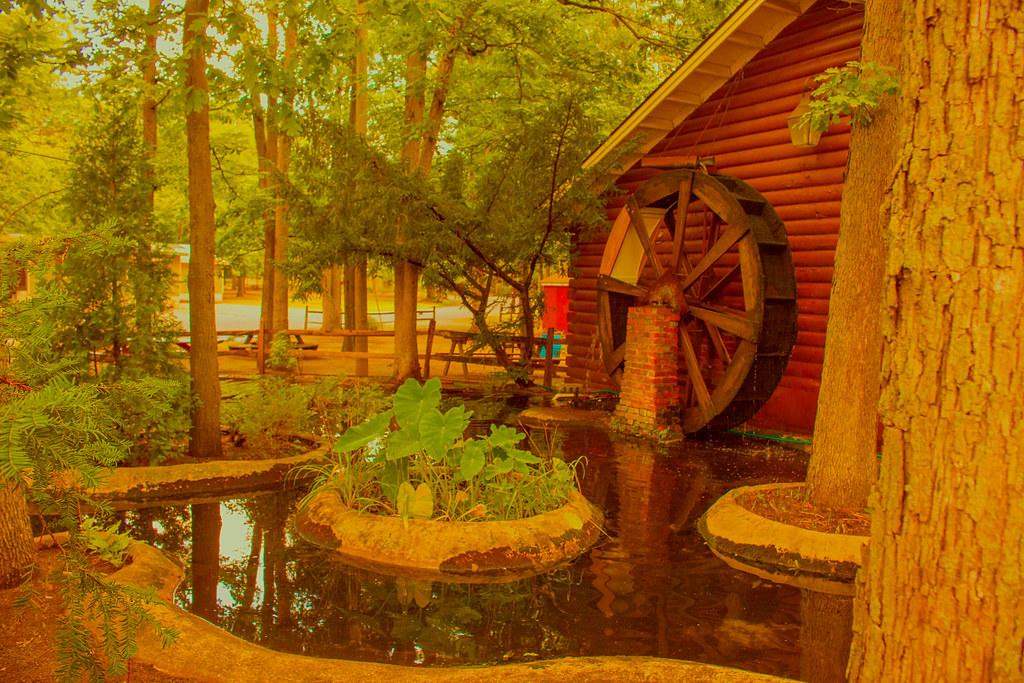 Water Wheel 002