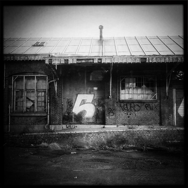 Abandonerd depot