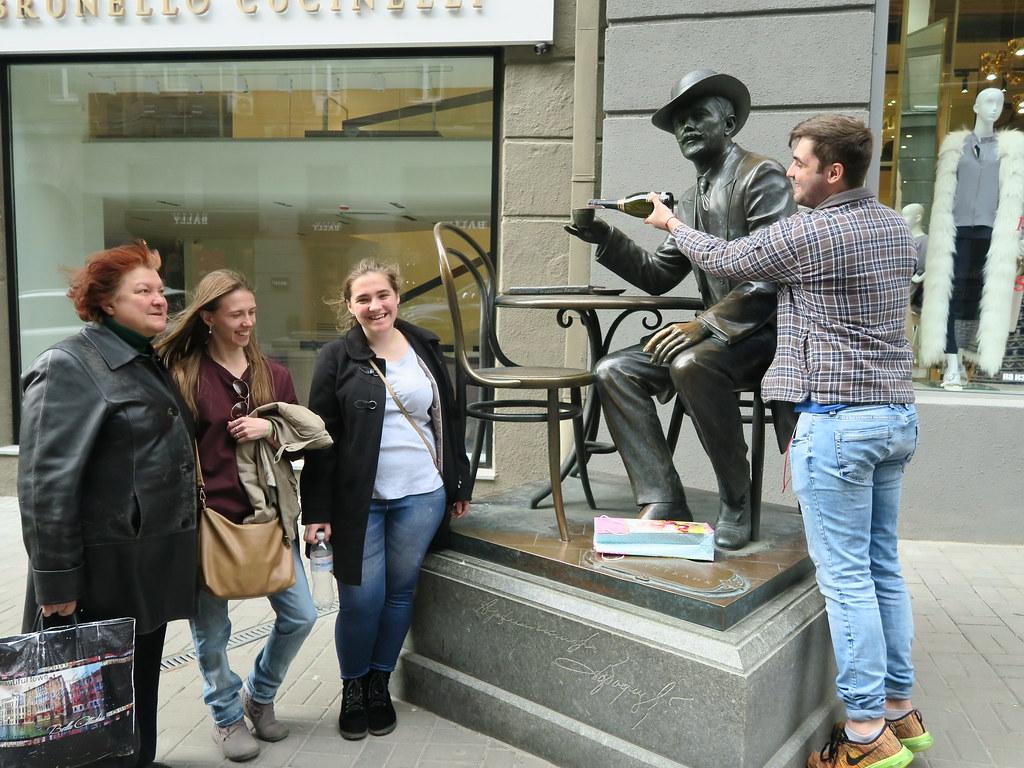 Студентська екскурсія  «Архітектурні шедеври Городецького»