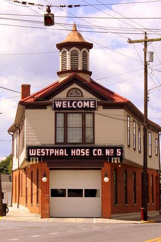 Westphal Hose Co. #5 - Martinsburg, VA