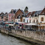 Waterfront Amiens, along the Seine