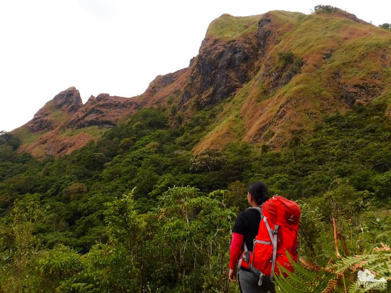 Mt. Napulak, Igbaras