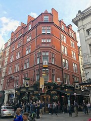 The Salisbury, Covent Garden