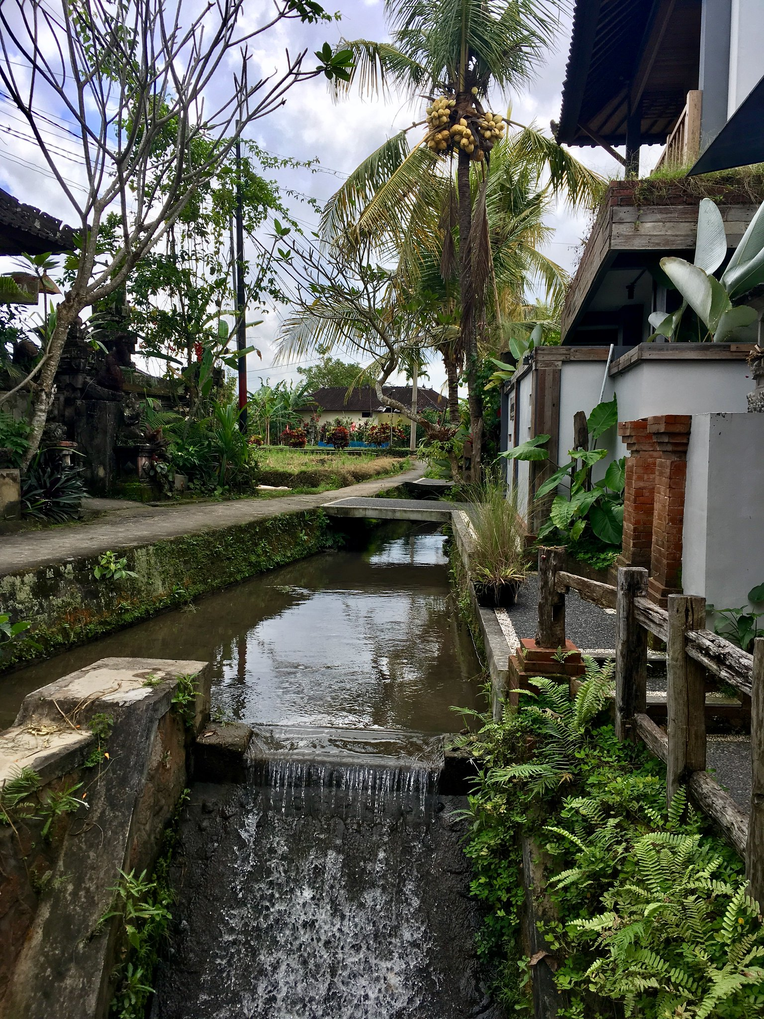Ubud small passages