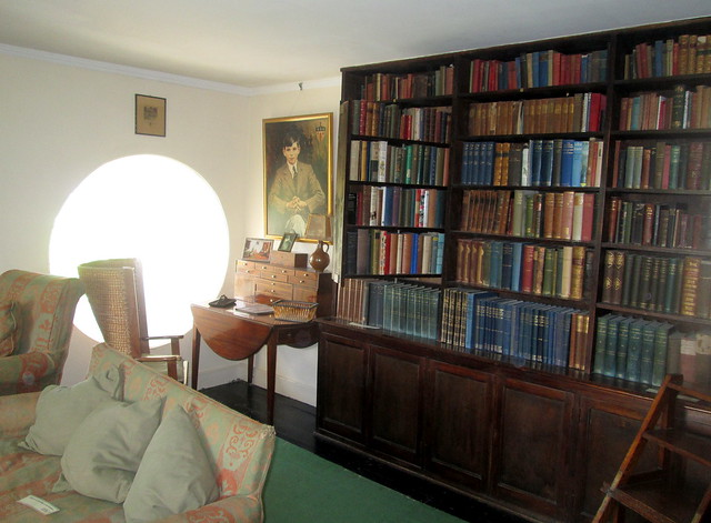 Skaill House Library