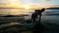 Wreck Beach Skim Boarding