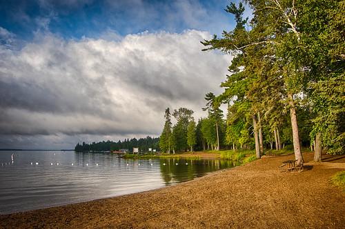 canon 7dmkii outdoor 18135mm balsam lake provincial park ontario beach morning