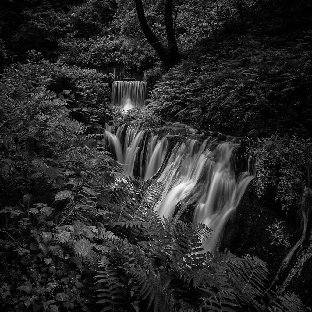 Shiraito Fall Karuizawa 軽井沢 白糸の滝