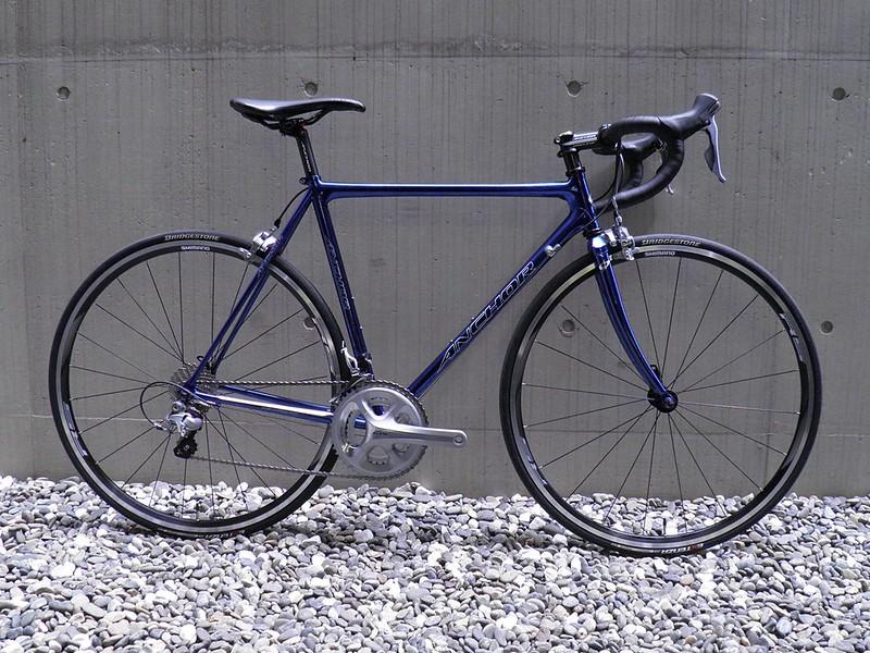 ANCHOR NEOCOT RNC7 Diamond Blue Shimano 105 01