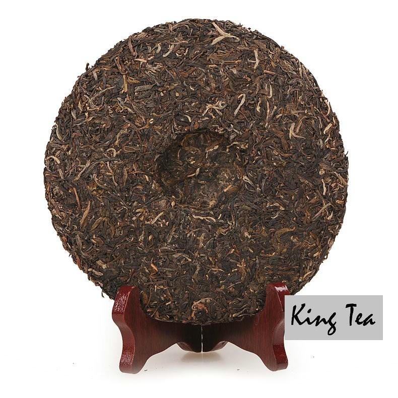 Free Shipping 2011 TAE TEA DaYi Chun Cake Beeng 357g China YunNan MengHai Chinese Puer Puerh Raw Tea Sheng Cha Premium