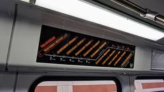 WMATA Metrorail Kawasaki 7000 Series Railcars