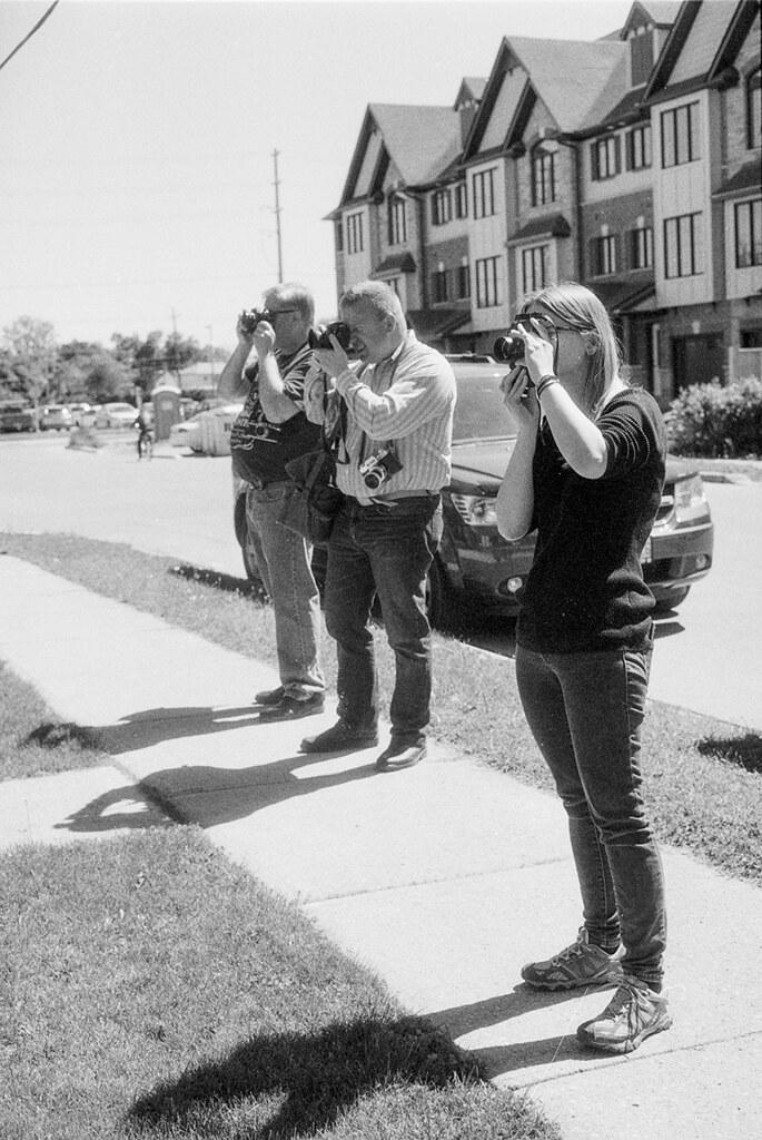 Classic Camera Revival - Trio