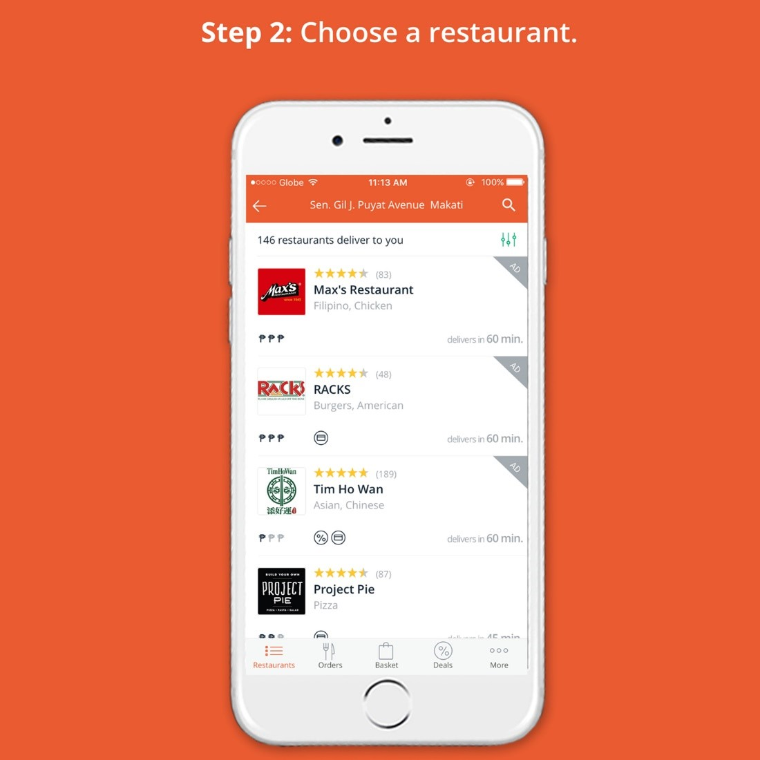 your food delivery app | This Girl Does It All