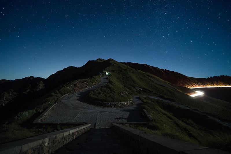 主峰 北方|合歡山 Hehuanshan