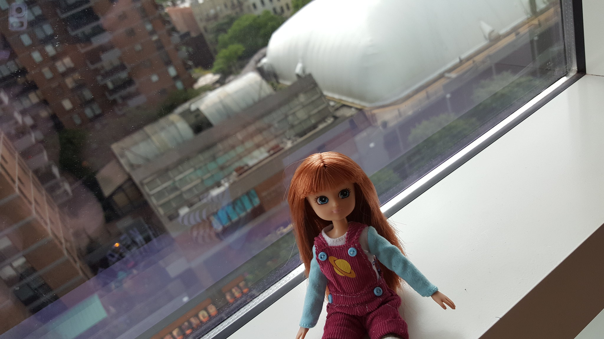 Lottie on the 11th Floor