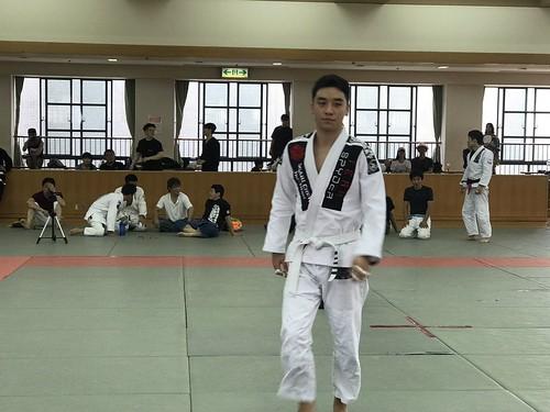 Seungri Jiu Jitsu by yakutikan (1)
