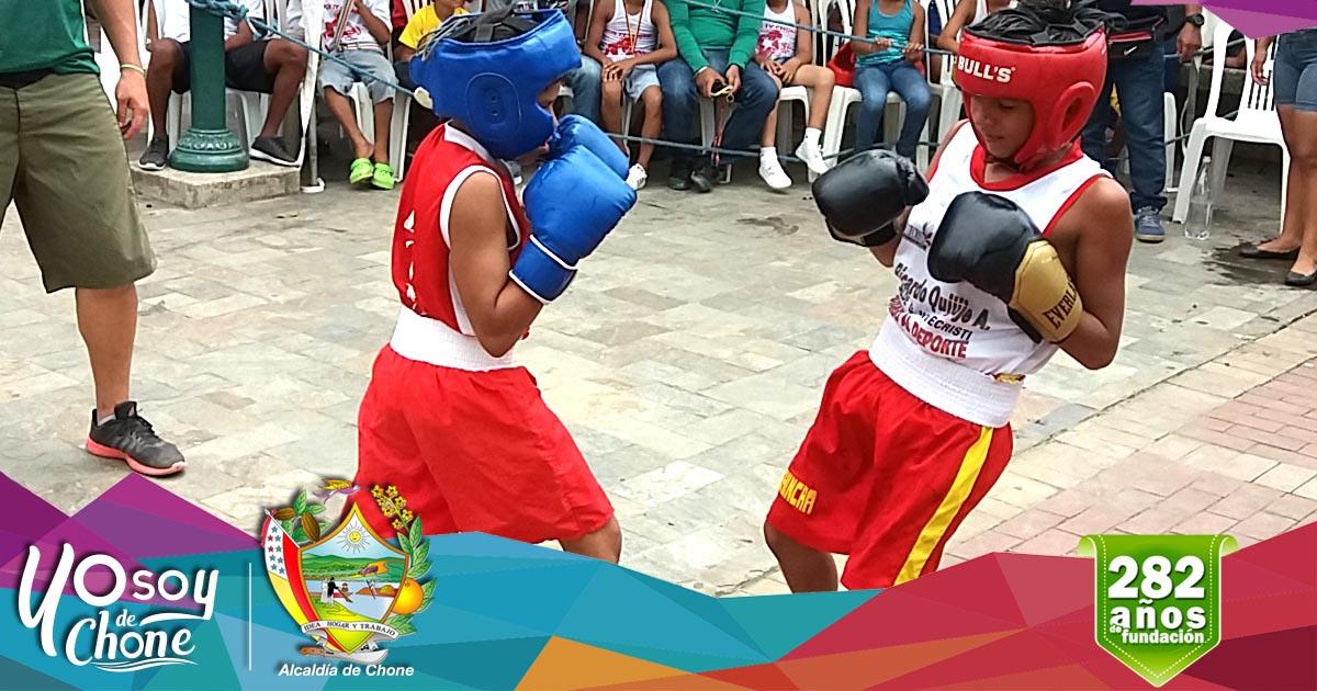 Este sábado se realizará la cartelera boxística Copa Deyton Alcívar