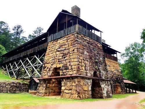 Tannehill ironworks, Alabama