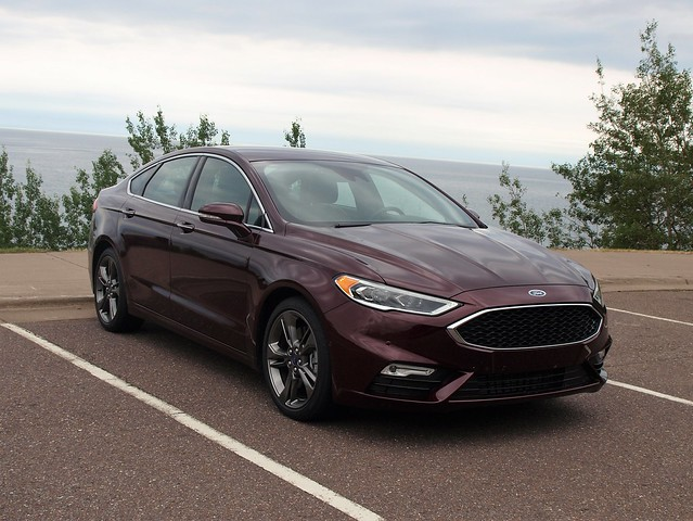2017 Ford Fusion Sport Up North