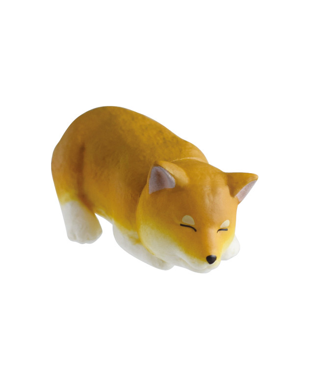 【官圖、販售資訊更新】EPOCH【柴犬5】你累了嗎?!可愛柴犬萌萌睡姿融化你的心!!