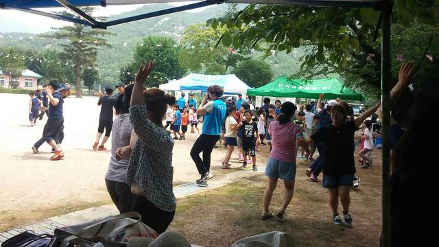 우복동 가족캠프@화북초등학교