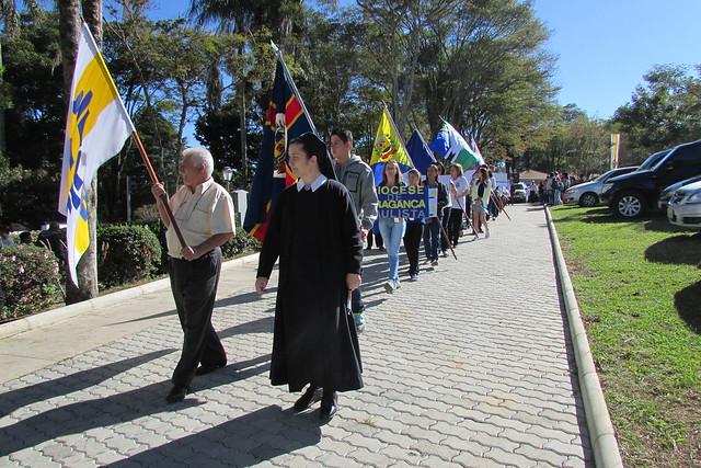 Romaria da Diocese de Bragança Paulista e Cidade de Cesario Lange