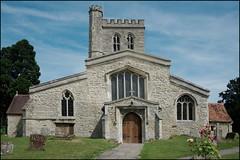 St Marys Church Long Crendon