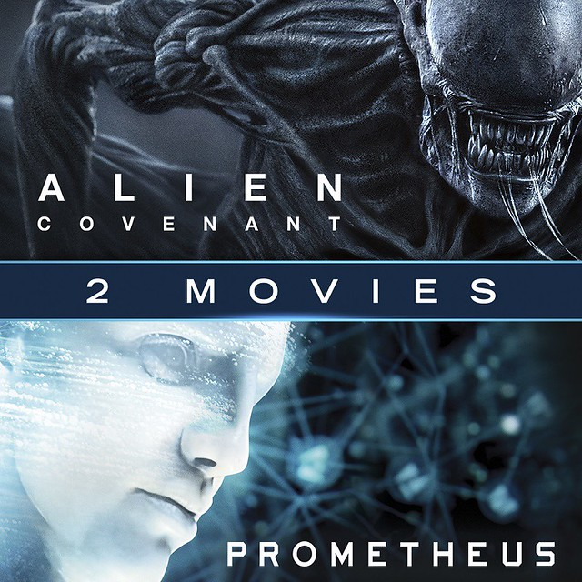 Alien: Covenant/ Prometheus Bundle