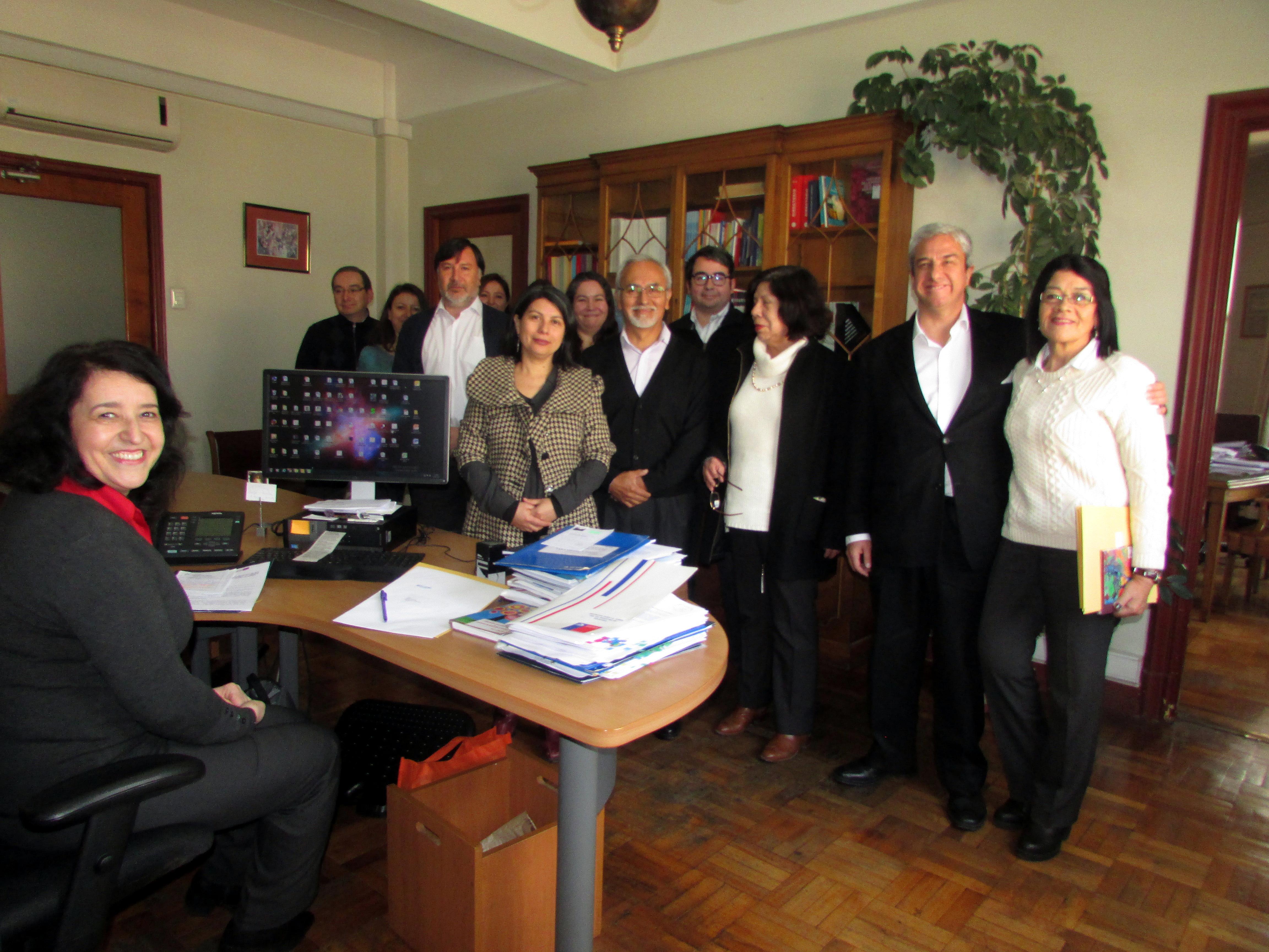 """ATRADIP entrega carta a Director Sergio Granados y se declara en """"Estado de Alerta"""" – 12 Julio 2017"""