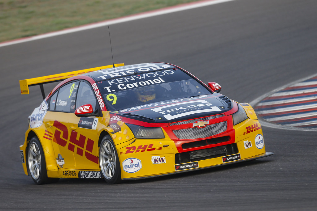 09 CORONEL Tom (ned) Chevrolet RML Cruze team ROAL Motorsport action during the 2017 FIA WTCC World Touring Car Race of Argentina at Termas de Rio Hondo, Argentina on july 14 to 16 - Photo Francois Flamand / DPPI