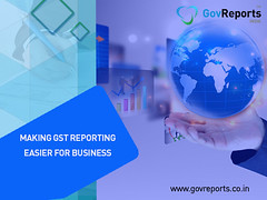 GST Reporting for Business