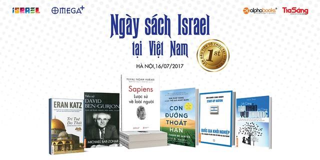 Ngày sách Israel tại Việt Nam