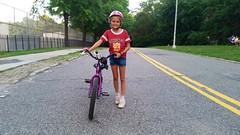 Biking In Forest Park