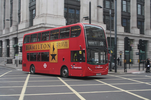 Stagecoach London 12153 LX61DDA