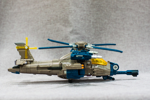 Vortex Helicopter Mode 2