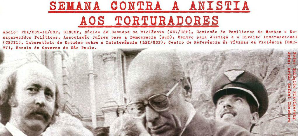 Semana Contra a Anistia aos Torturadores