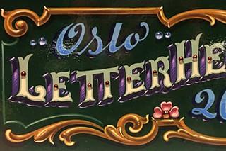 Letterheads in Oslo