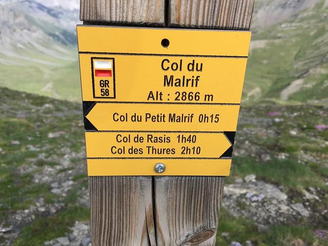 Col du Malrif