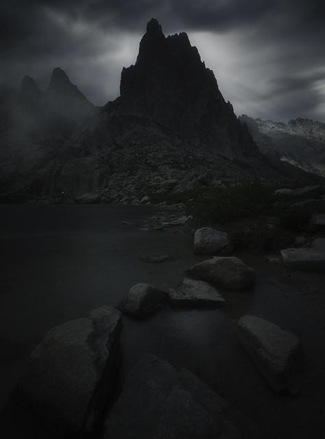 Dark adrenaline (C☺rsica)