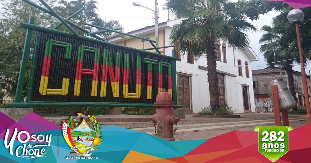 En Canuto de Chone, GAD Municipal y SRI realizarán actividad