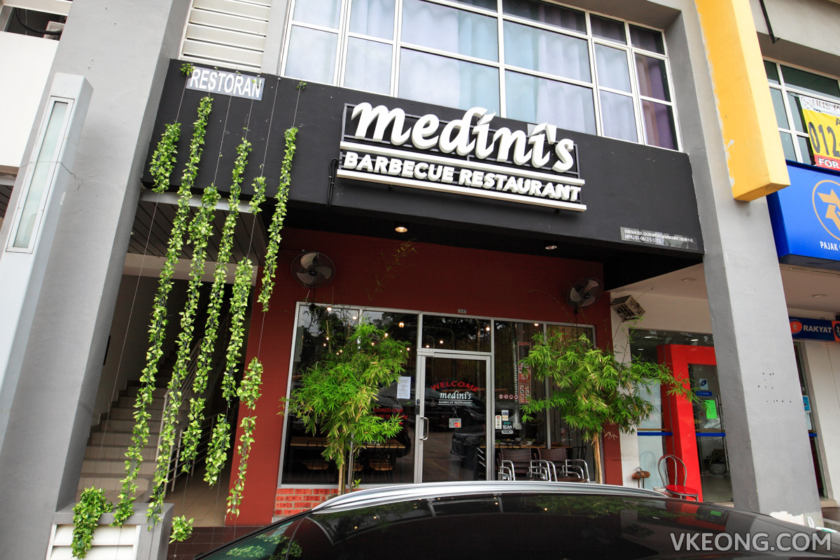 Medini's Barbecue Restaurant
