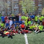 Encuentro solidario escuela fútbol