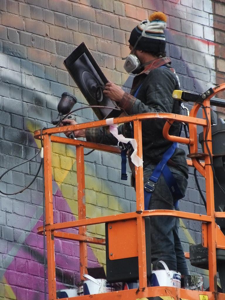 Upfest, Street art Festival, Bristol