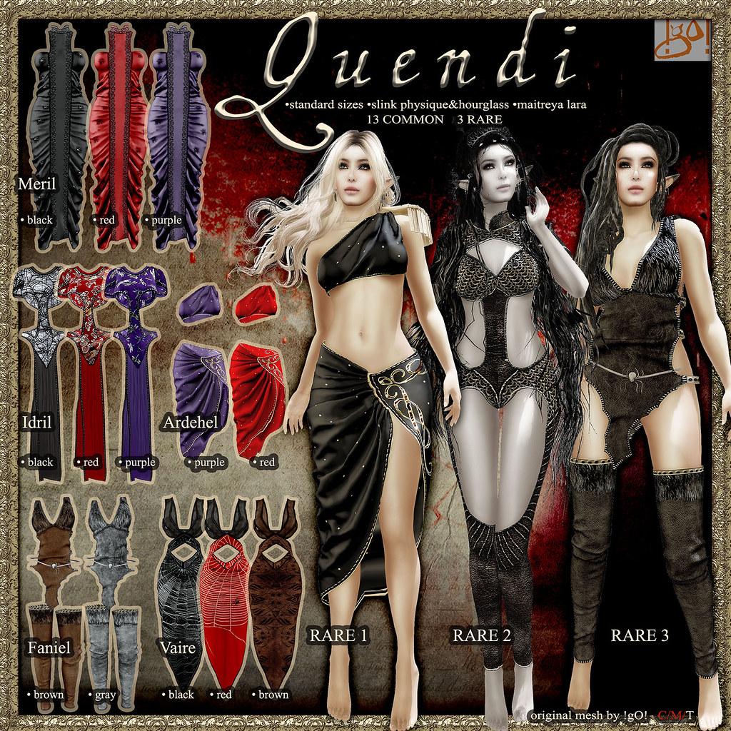 !gO! Quendi - Gacha Key - SecondLifeHub.com
